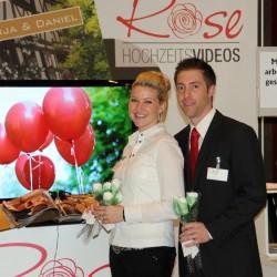 Rosenkavaliere in Karlsruhe auf den Hochzeits- und Festtagen in der Stadthalle.
